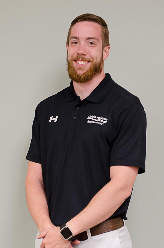 Adam Swartout (Health & Fitness)