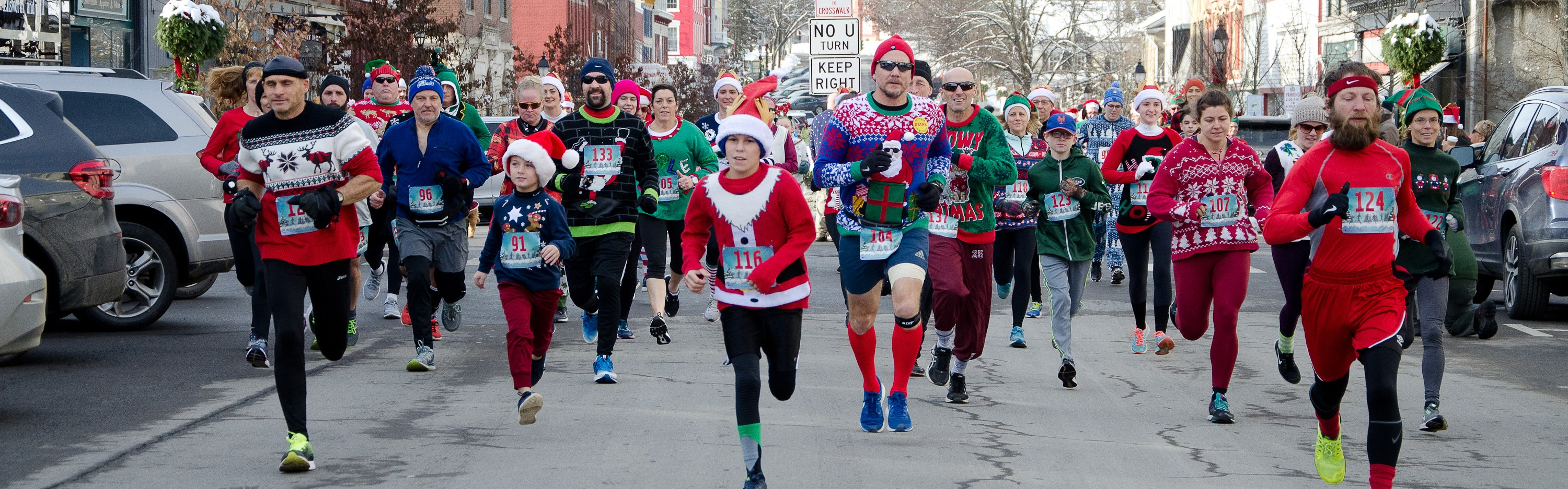 6th Annual Rockin' Around Cooperstown Ugly Sweater Run/Walk • Saturday, December 14