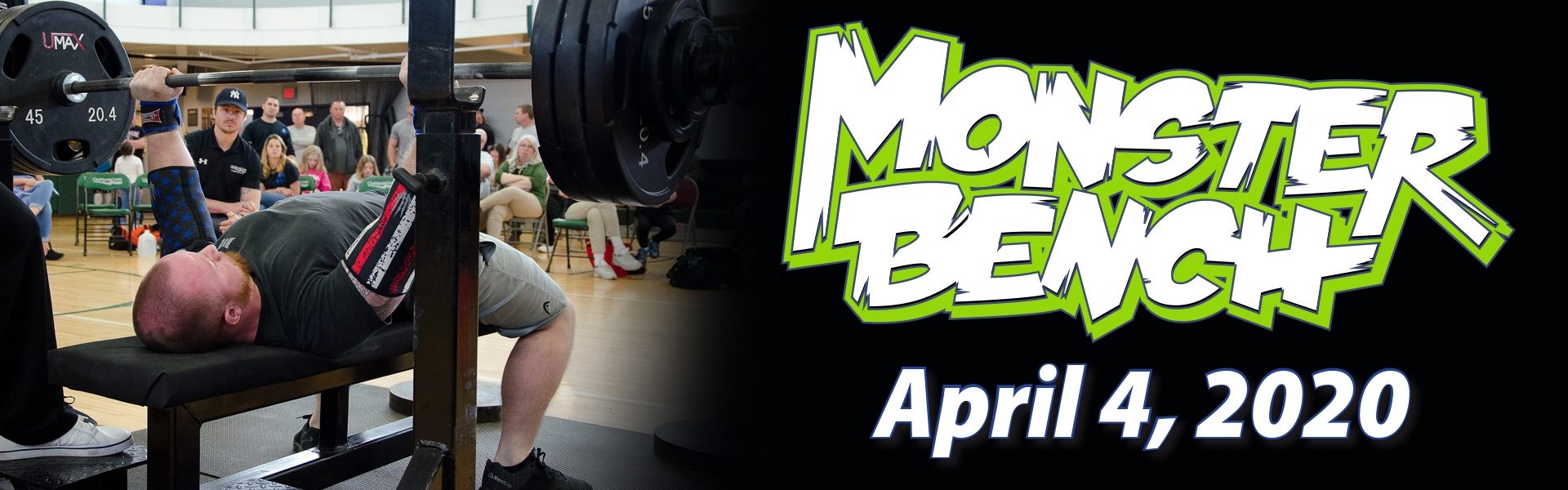Monster Bench Press Competition