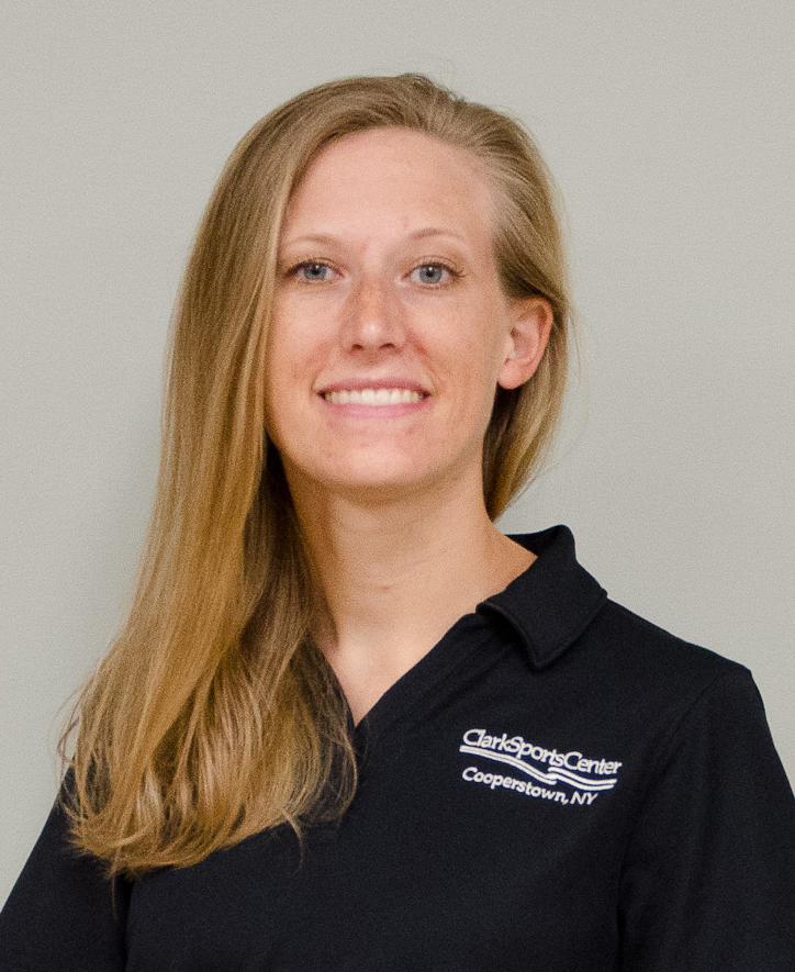 Hannah Dulovich (Wellness Coordinator)