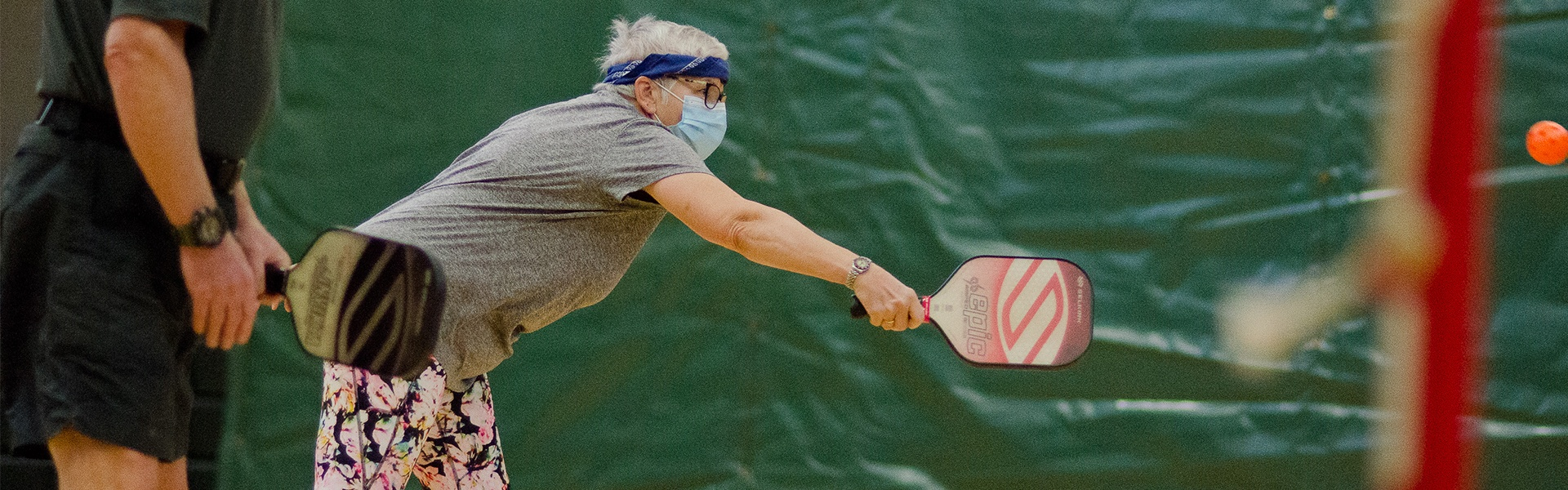 Indoor Adult Pickleball