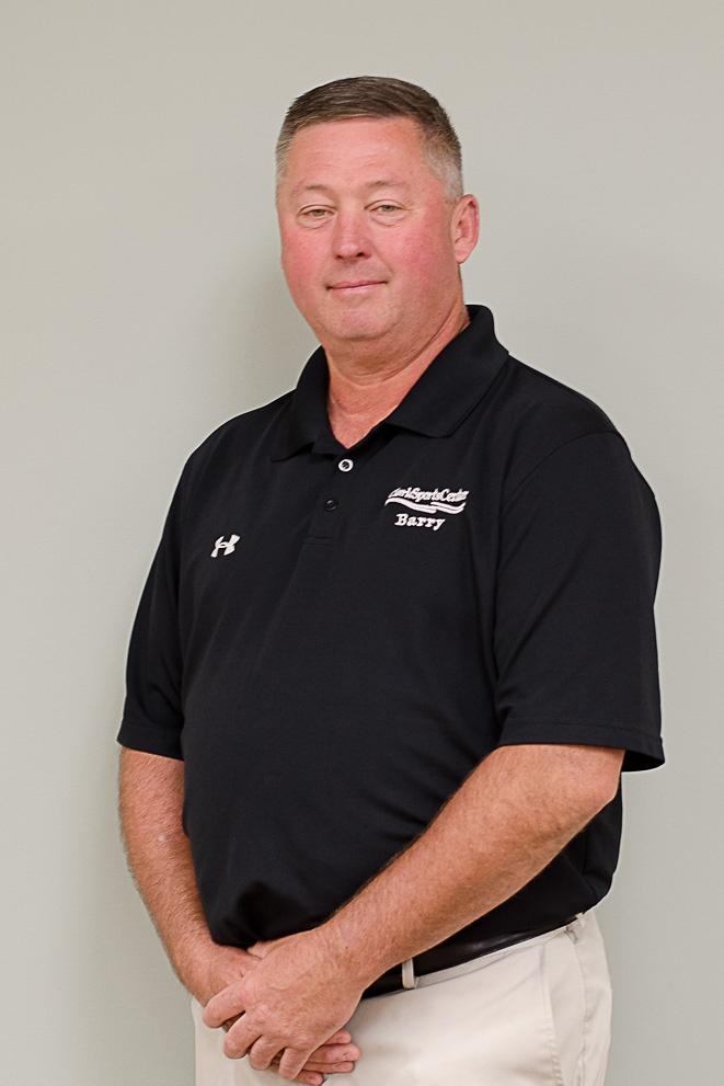 Barry Gray (Athletics)