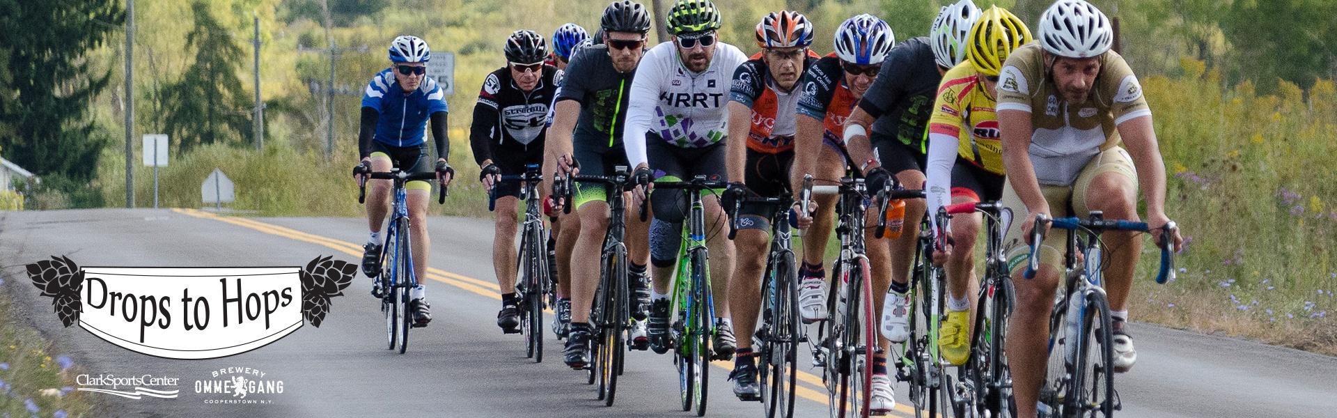 8th Annual Drops to Hops Bike Race