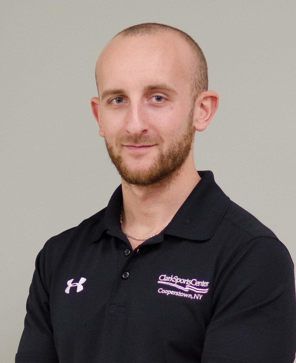 Ben Maxson (Personal Training Coordinator)