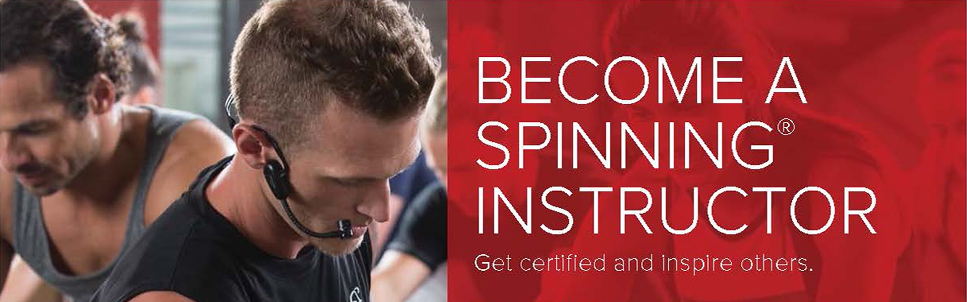 Spinning® Instructor Certification & Continuing Education Course