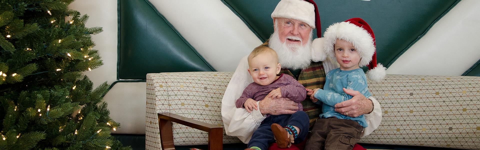 Preschool Christmas Party • Thursday, December 19, 9:00am–11:00am