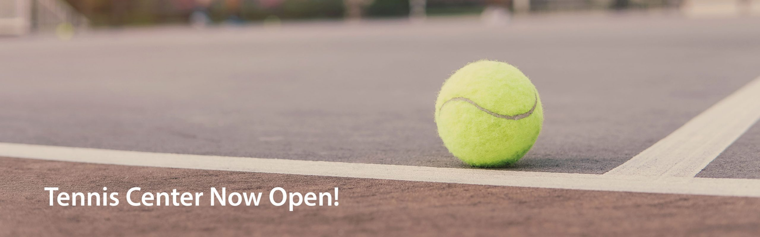 Singles and Doubles Play Open!
